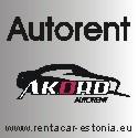 Akord autorent logo