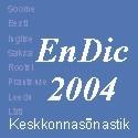 EnDic 2004 logo