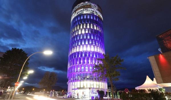 Grazi teaduslinnaku Teadustorn (Science Tower)