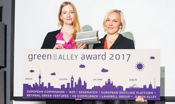 Sulpac OY Green Alley Awards
