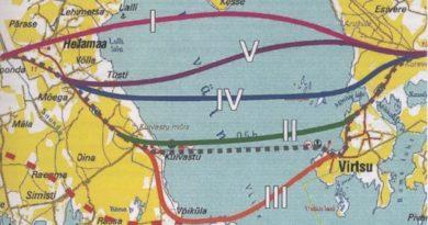 Püsiühenduse rajamisest Muhu saare ja mandri vahele