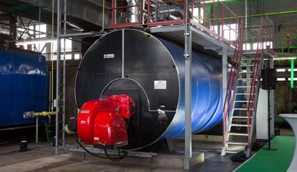 Paide elektrijaam LNG-katel