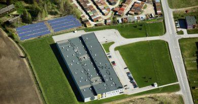 trükikojale Greif ehitatakse päikeseelektrijaam