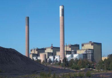 Kivisöe põletamine Inkoo jõujaamas ontänaseks lõppenud. Jaama lammutustöödlõpetatakse 2019. aastal.