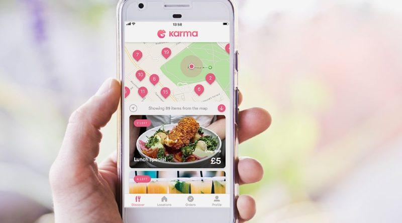 Karma telefoniäpp toidu raiskamise vähendamiseks