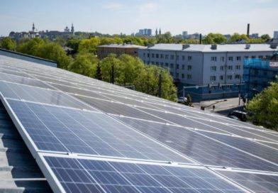 Tallinna linna hooned varustatakse päikeseelektriga