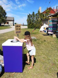 Circupi joogitopside kiirpesumasinat katsetati Saaremaal