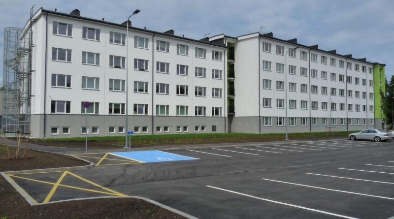 soojuspump aitab korruselamutes õhuvahetuse korda saada