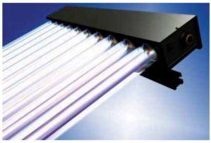 Vaakum-päikesekollektori ehitus