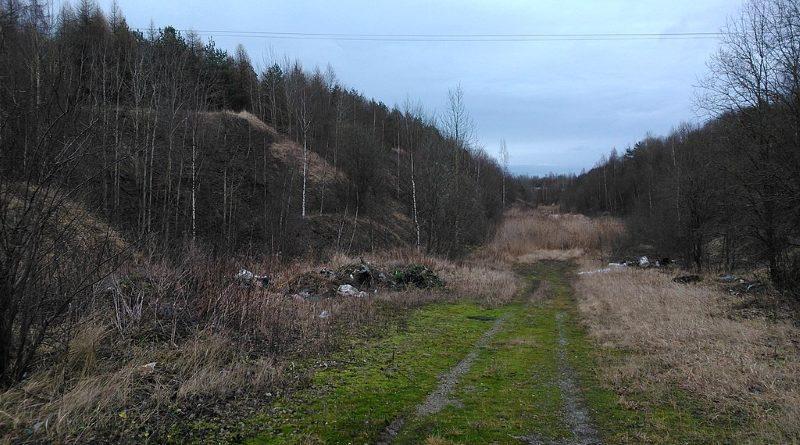 Ülgase endine fosforiidikaevandus
