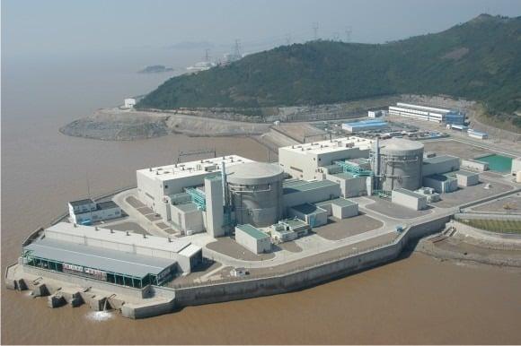 Candu6 tuumareaktor Hiinas