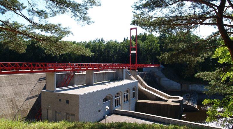 Linnamäe hüdroelektrijaama pais