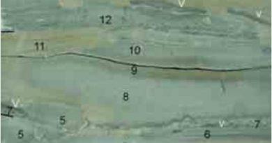 Veel Lääne-Saaremaa geoloogia