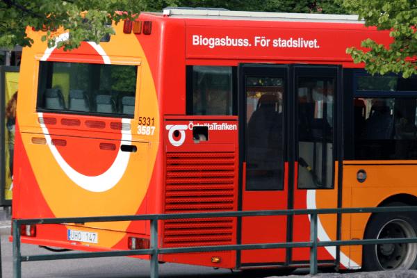 Biogaas mootorikütusena Eestis