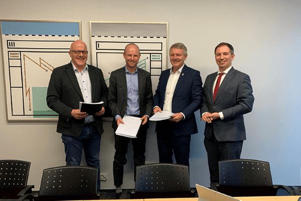 Eesti Energia ja NEFKO müüsid biogaasi koostootmisjaamad