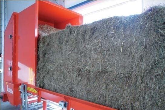 Matsalu rohtset biomassi kasutatakse Lihulas energia tootmiseks