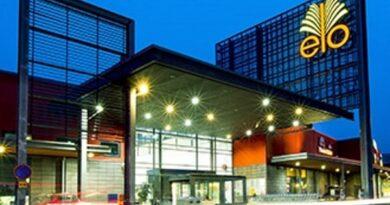 päikeseelektrijaam kaubanduskeskus ELO katusel