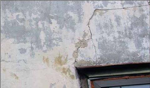 Majaseente mõju ehitistele. PRAOD KROHVIS VIITAVAD NIISKUS- VÕI SEENKAHJUSTUSELE