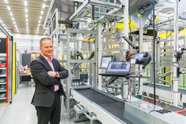 ABB avas Jüris robotliinide tootmisüksuse