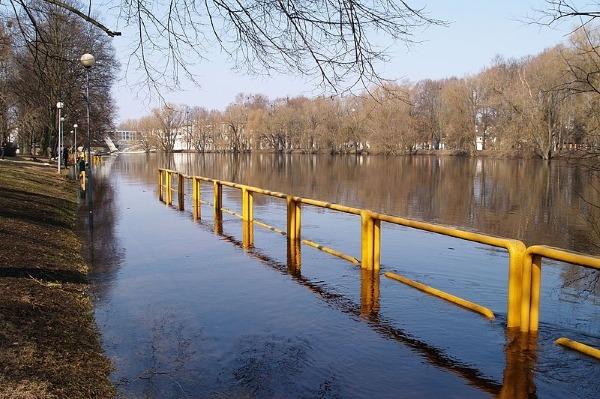 üleujutused Eestis