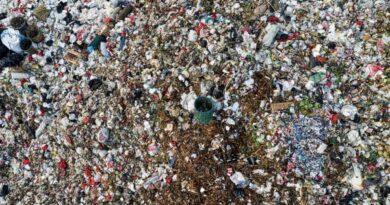 Ülevaade korraldatud jäätmeveost Eestis