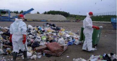 Olmejäätmete kogus ja koostis Eestis