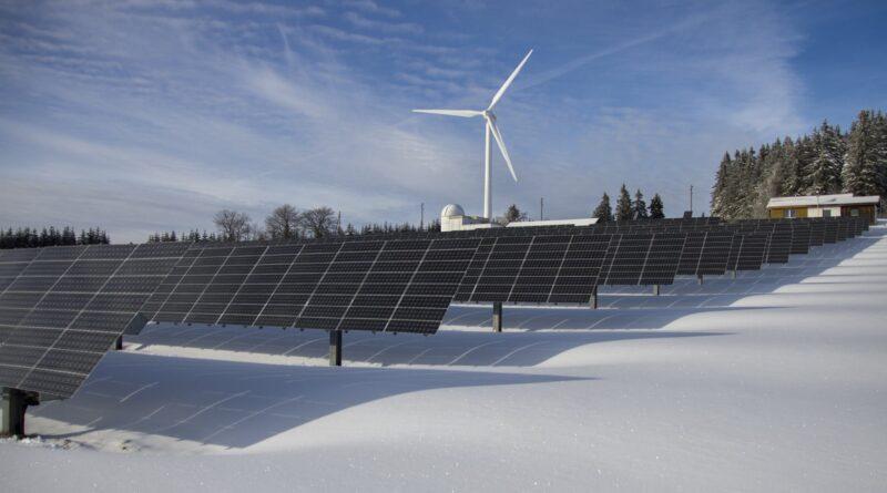 Foto: Taastuvatest energiaallikatest toodetud energia osakaal