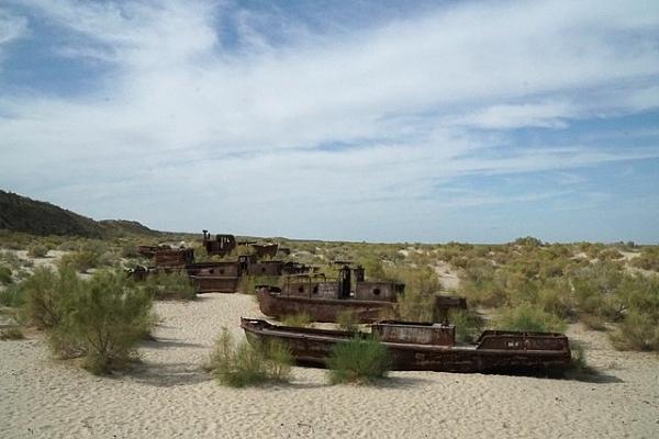 Araali mere päästmine
