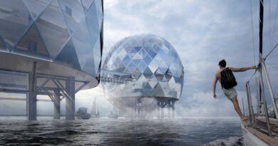 Agur-Andri Tarmo sai arhitektuurivõistlusel Proximity Island ergutusauhinna