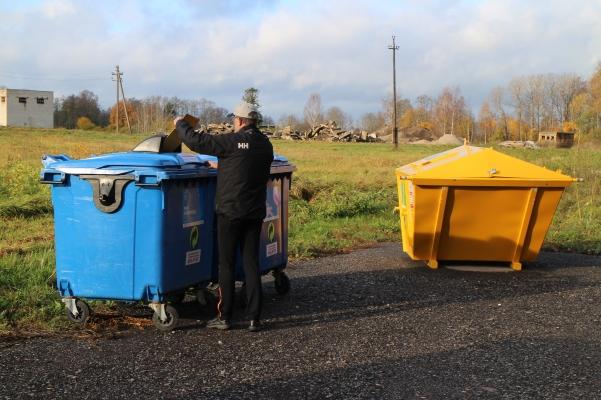 Jäätmete äravedu