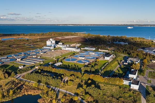 Tallinna Vesi uuendab Paljassaare reoveepuhastusjaama