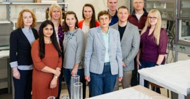TalTechi teadlaste uus osoonimismeetod puhastab vett antibiootikumijääkidest