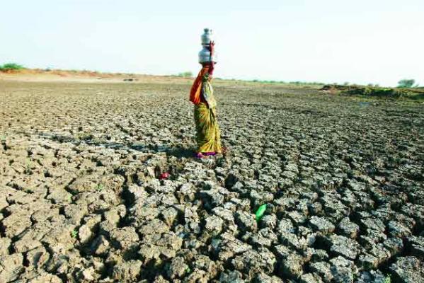 Kui lähedal on üleilmne veekriis?