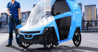 Mobiilset autopesuteenust pakkuv UpSteam lõi käed Norra e-jalgratta tootjaga