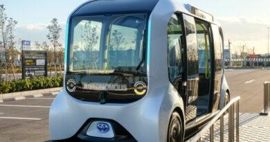 Toyota testib isejuhtivat bussi e-Palette