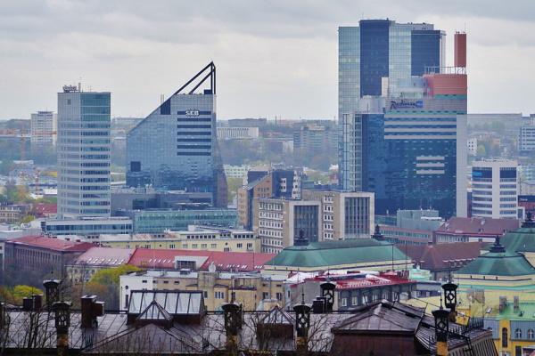 Seitsme Euroopa rohelise pealinna võrdlus
