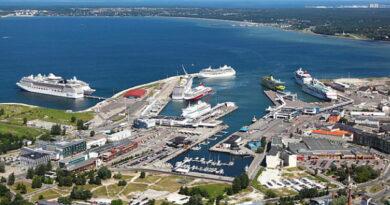 Tallinna Sadam tarbib nüüdsest ainult Eestis toodetud rohelist elektrit