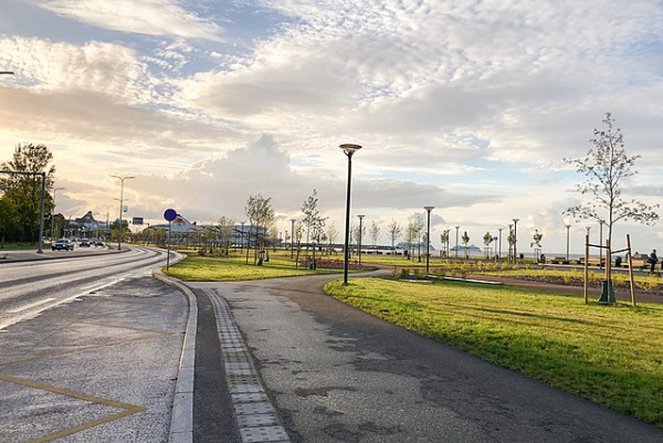 Tallinn kandideerib taas Euroopa rohepealinnaks