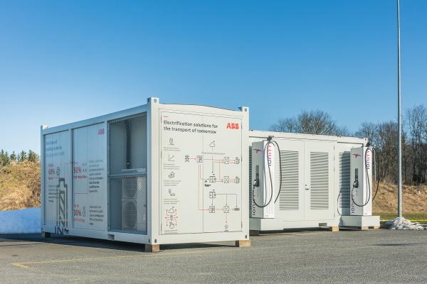 ABB AS tõi turule uuendusliku energiasalvestuslahenduse