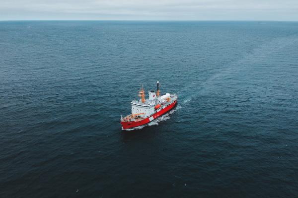 Kaubalaevade ballastvee puhastamine jätab soovida