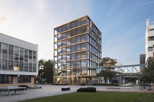 Disaini- ja arhitektuurigaleriis avatakse TalTechi arhitektuuri eriala lõputööde näitus