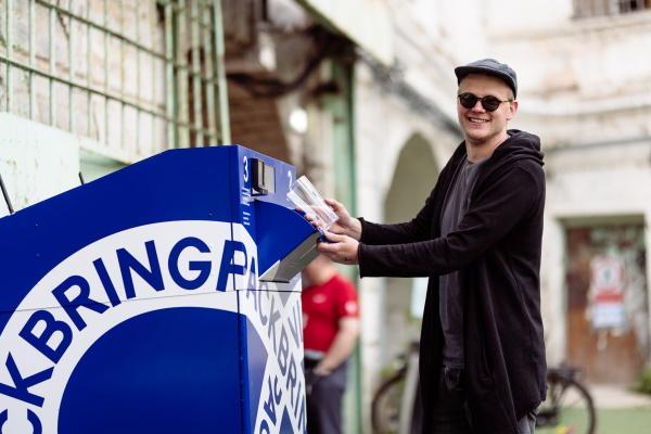 Patarei Merekindlusest saab Bringpacki abil Eesti esimene pakendivaba toidutänav