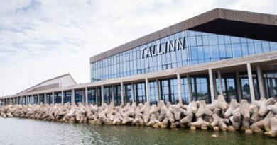 Tallinna Vanasadamas avati uus kruiisiterminal ja promenaad